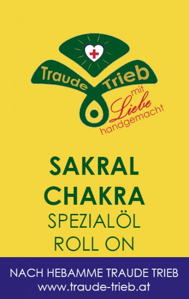 Sakralchakra-Spezialöl-Roll-on