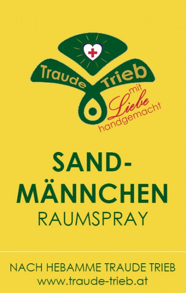 Sandmännchen-Raumspray