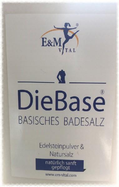 Die Base - Basisches Badesalz