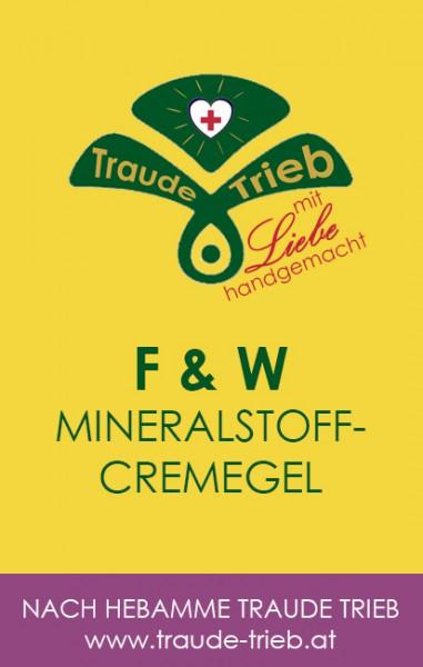 F & W-Mineralstoffcremegel (Fieberblasen und Warzen)
