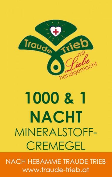1000 & 1 Nacht-Mineralstoffcremegel
