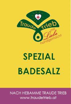 Spezial-Badesalz