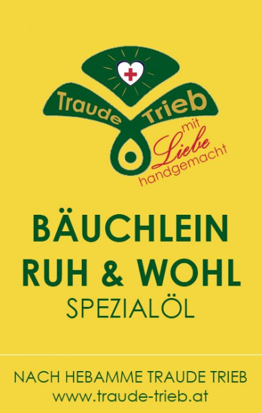 Bäuchlein ruh & wohl-Spezialöl