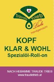 Kopf klar & wohl Spezialöl-Roll-on