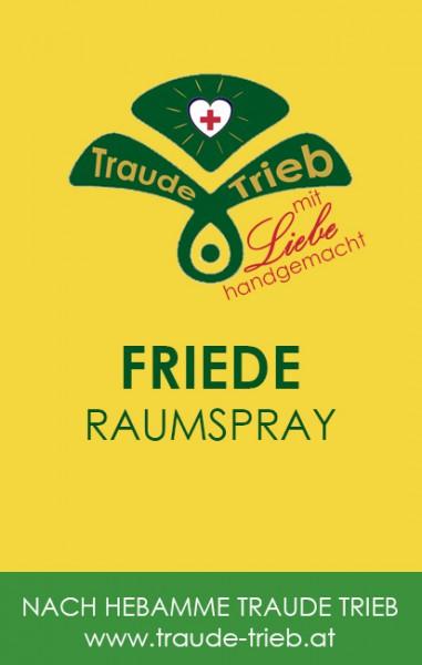 Friede-Raumspray