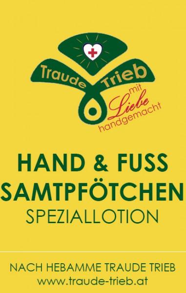 Samtpfötchen-Hand & Fuß-Speziallotion