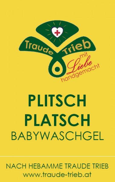 Baby-Waschgel Plitsch-Platsch