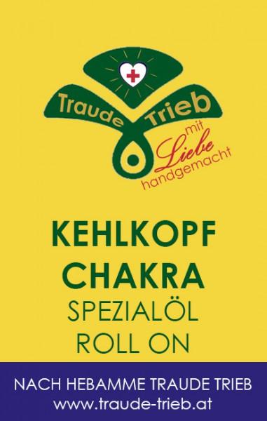 Kehlkopfchakra-Spezialöl