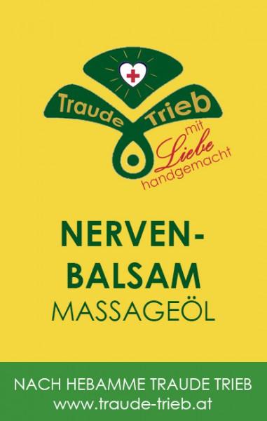 Nervenbalsam-Massageöl