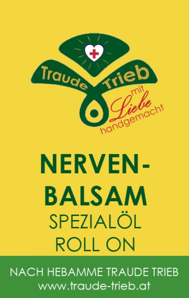 Nervenbalsam-Spezialöl-Roll-On