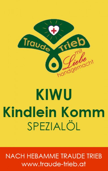 KIWU Kindlein Komm-Spezialöl