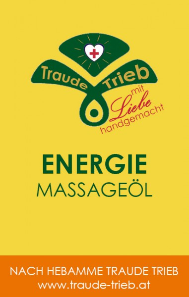 Energie-Massageöl