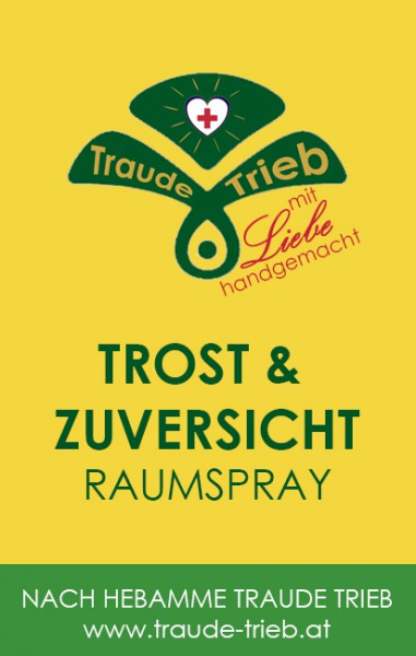 Trost & Zuversicht-Raumspray
