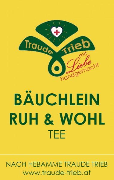 Bäuchlein ruh & wohl-Tee