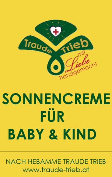 Sonnencreme - Baby & Kind