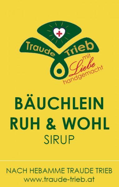 Bäuchlein ruh & wohl-Sirup
