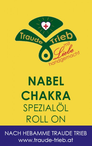 Nabelchakra-Spezialöl-Roll-on