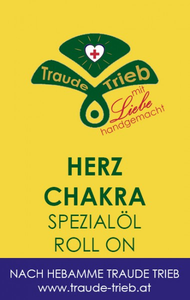 Herzchakra-Spezialöl-Roll-On