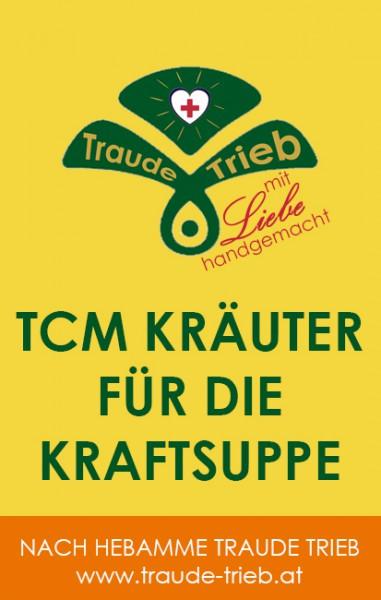 TCM-Kräuter für die Kraftsuppe