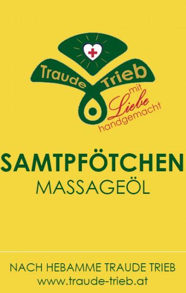 Samtpfötchen-Massageöl