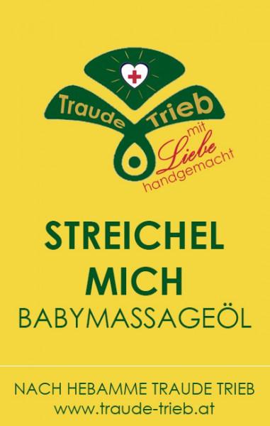Baby-Massageöl Streichel mich