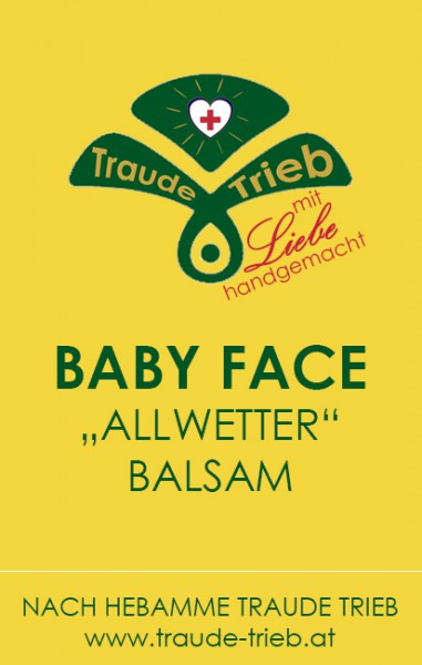 Baby Face-Allwetter-Balsam