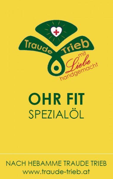 Ohr fit-Spezialöl
